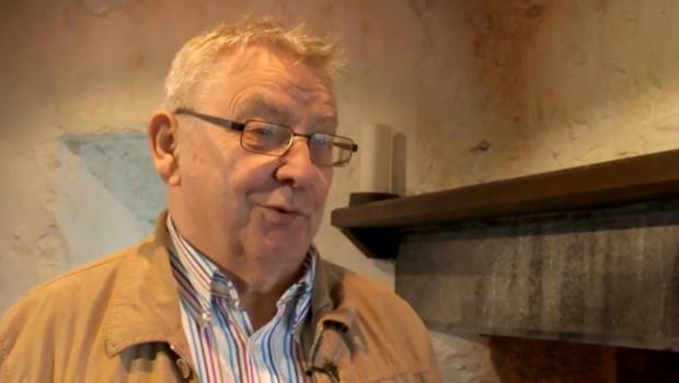 Professor Donnchadh O'Corráin