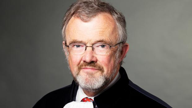 Judge Ian Forrester