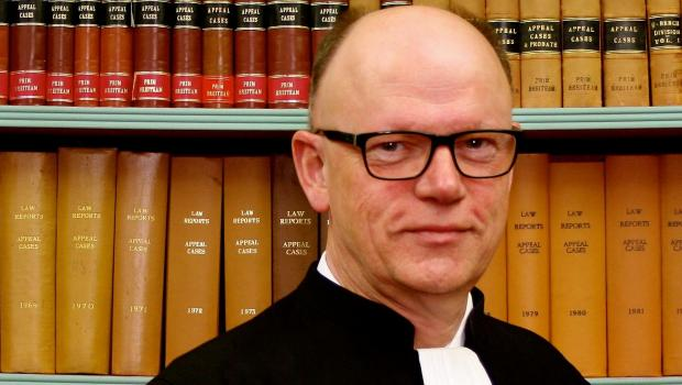 Mr Justice Donal O'Donnell