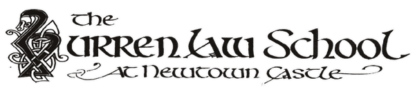 Burren Law School logo